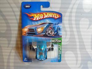 """Das Beste 2004 Hot Wheels """" Erste Editionen """" #085 =fatbax Erschöpft= Blau 0715 PüNktliches Timing Autos, Lkw & Busse Modellbau"""