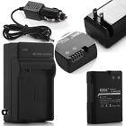 Battery For Nikon D5300 D5200 D5100 D3300 D3200 D3100 P7000 EN-EL14a + Charger
