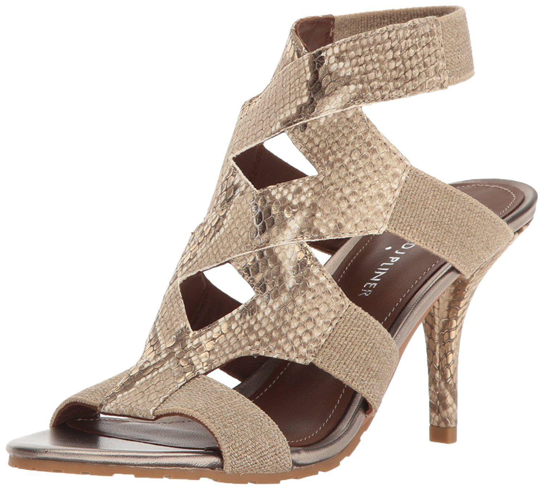 Donald J Pliner Donna Gwen Dress Sandal- Pick SZ/Color.