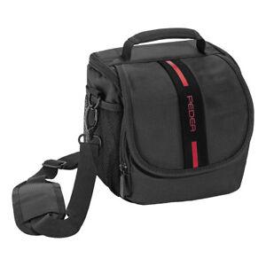 Kameratasche-Schultertasche-M-fuer-SLR-DSLR-Foto-Tasche-Huelle-Case-mit-Regenhuelle