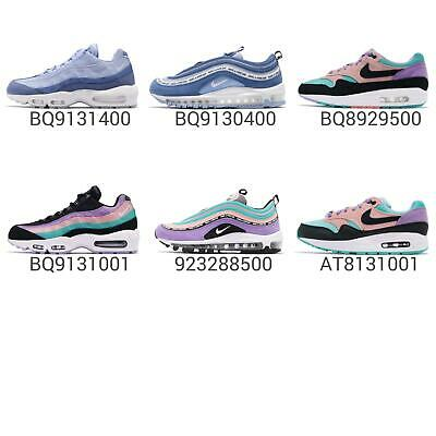 Air Max 97 SE GS Have a Nike Day Older Kids Purple eBay
