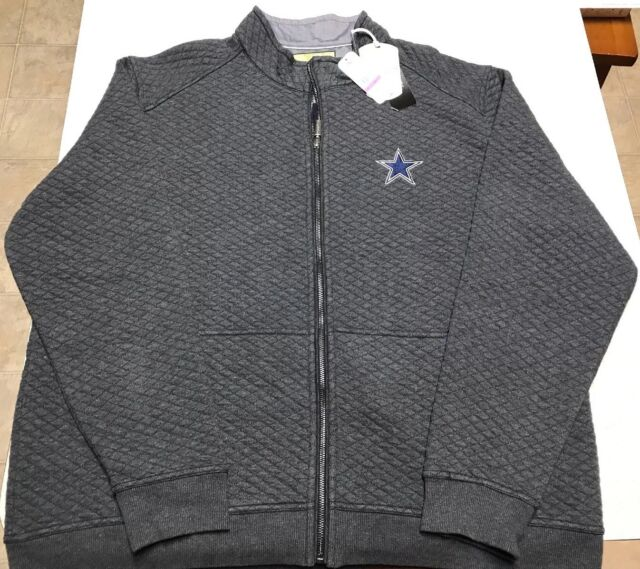 wholesale dealer ad37e 6403b Tommy Bahama Dallas Cowboys Quiltessential Full Zip Jacket $175 Men's Size  2XL