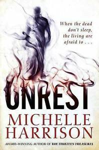 Harrison-Michelle-Unrest-Mass-Market-Paperback-Very-Good-Book