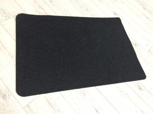 Universal Kofferraummatte 60 x 90 cm Anti-Rutsch-Matte individuell zuschneidbar