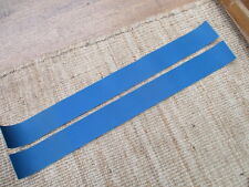 Benz W113 W111 W 113 111 100 Abdeckung Blende Pagode Coupe Belag Einstieg blau