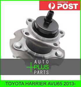 Fits-TOYOTA-HARRIER-AVU65-2013-REAR-WHEEL-HUB