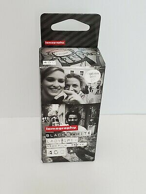 B/&W 400 35 mm 36 Exposures Pack of 3 EXPIRED Lomography Lady Grey