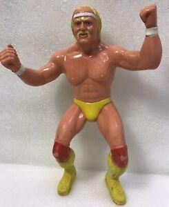 """Wrestling LJN WWF Titan Sports HULK HOGAN 1984-8/"""" Figure"""