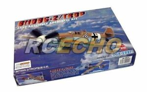 HOBBYBOSS-Aircraft-Model-1-72-Bf109G-2-TROP-Scale-Hobby-80224-B0224