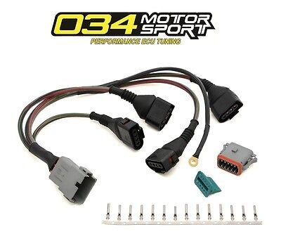 For Audi A4 Tt Quattro Vw Golf Jetta Passat 1 8l Ignition Coil Wiring Harness Ebay