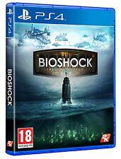 Bioshock: the Collection PS4 - totalmente in italiano