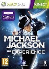 MICHAEL JACKSON JEU XBOX 360 NEUF