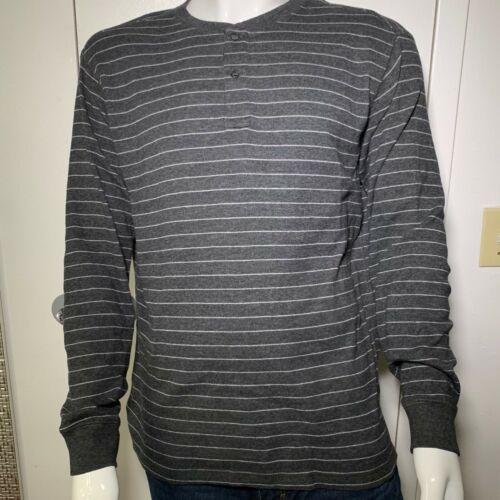 CHAPS Long Sleeve Polo Long Sleeve Shirt