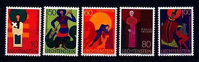 Lage Prijs Liechtenstein - 1967-1971 - Santi Patroni Pure En Milde Smaak