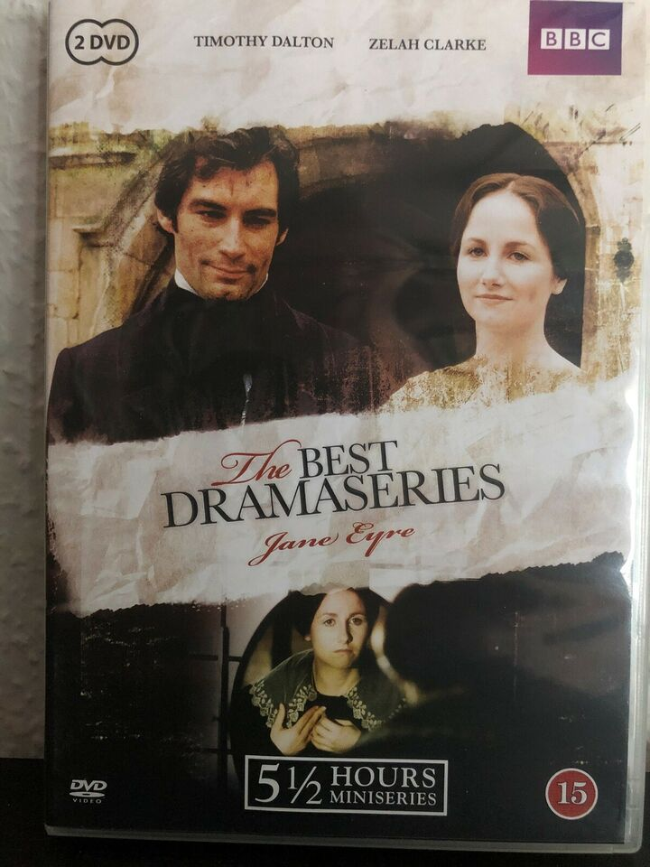Jane Eyre, DVD, TV-serier
