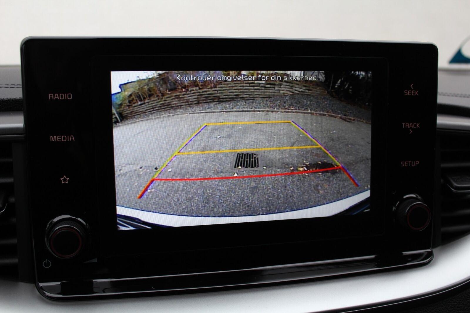 Kia Ceed 1,0 T-GDi Active SW - billede 12