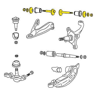 Moog K8243A Control Arm Camber Bolt