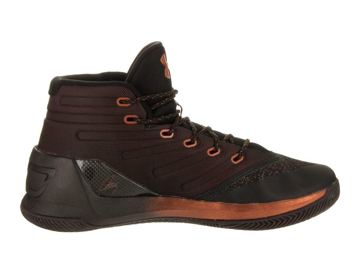 Mens UNDER ARMOUR CURRY 3 ASW Black Trainers 1299665-001