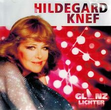 CD NEU/OVP - Hildegard Knef - Glanzlichter