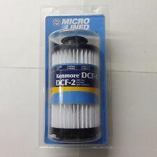 HEPA Allergy Tower Vacuum Cleaner Filter for Kenmore DCF1 DCF2 20-82720 82912
