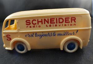 """Modellbau Autos, Lkw & Busse Bourbon ◊ Peugeot Schneider """" Es Geht Noch The Best """" Selten √ 1/43 Dauerhafte Modellierung"""