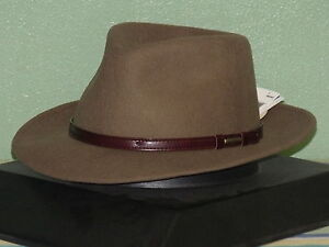 d207bb8242ef1 Image is loading STETSON-CRUISER-CRUSHABLE-PACKABLE-WOOL-FEDORA-HAT