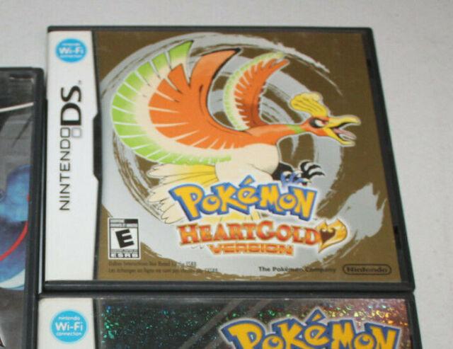 Pokémon HeartGold ONLY BOX Nintendo PLEASE READ