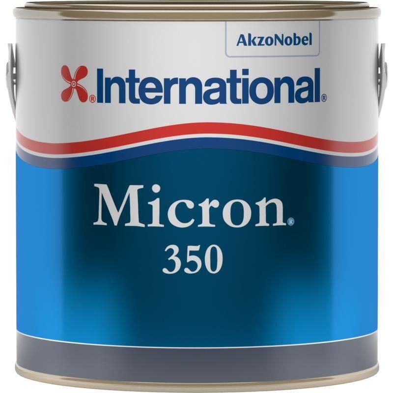 (62,92- /Ltr) International Micron 350 div. Farben u. Größen Antifouling