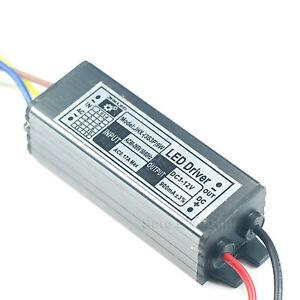 10w high power led driver power supply 9 12v 900ma waterproofimage is loading 10w high power led driver power supply 9