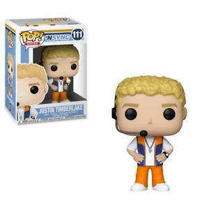 Tapes-Justin-Timberlake-exhalant-Band-Pop-Rocks-111-Vinyl-figurine-Funko