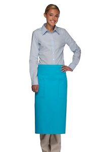 Daystar-Apron-1-Style-122-Two-pocket-full-bistro-apron-Made-in-USA