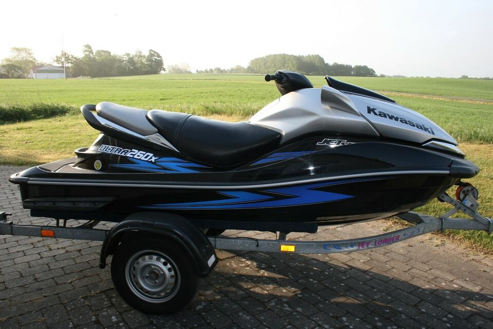 Vandscooter, Kawasaki Ultra 260X