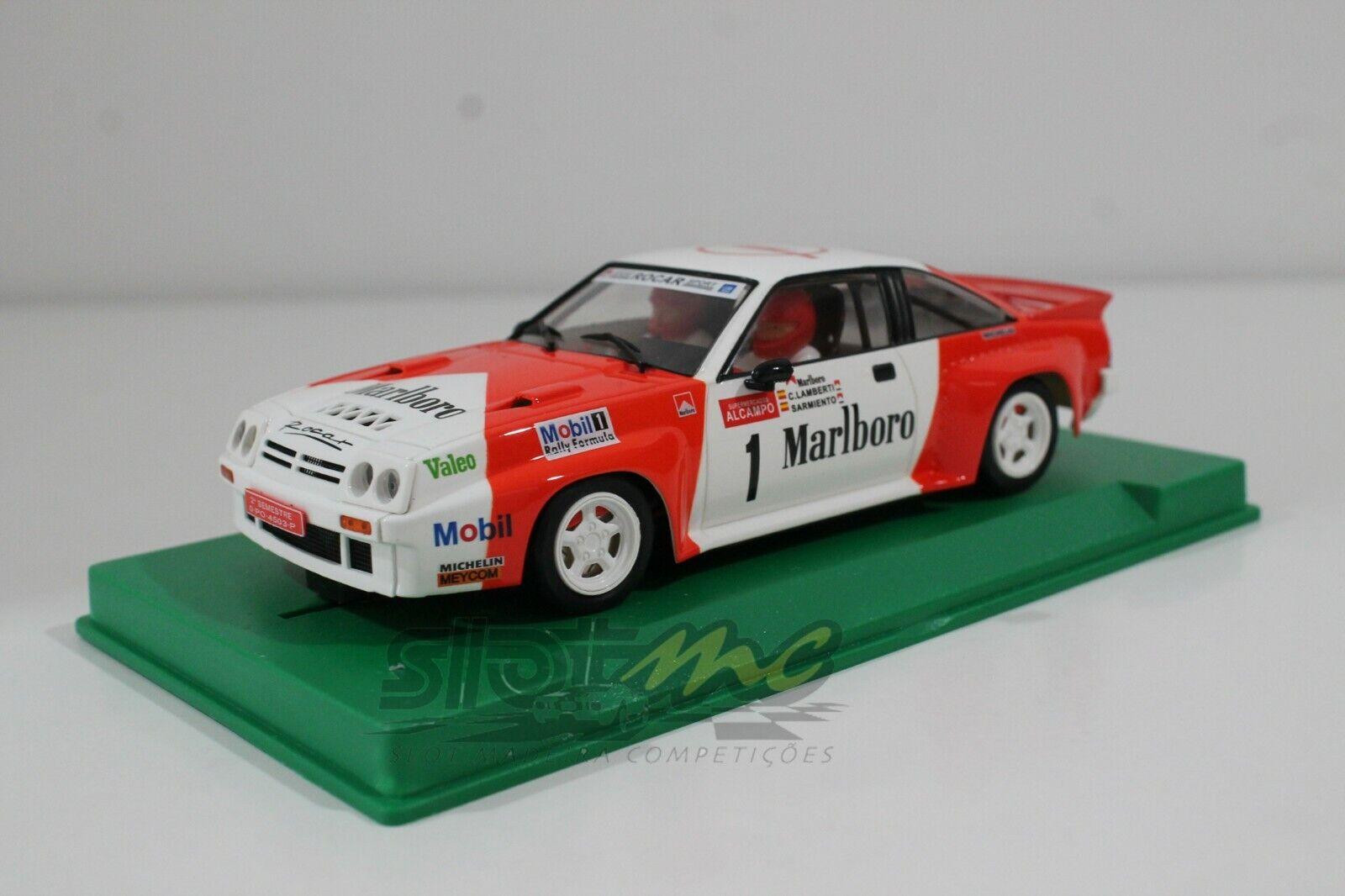 Avant Slot 51503 Opel Manta No.1 Marlbgold 1 32  NEW