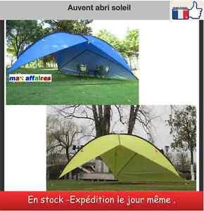 abri auvent toile soleil jardin camping etanche tente