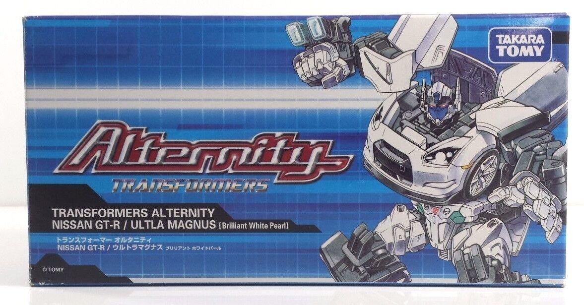 Ultramagnus Nissan GTR Alternity Transformer Complete with Box [MIB] [UMTA1]