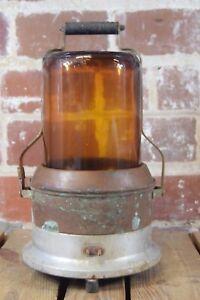Antique-Vapor-All-Vaporizer-Humidifier-Duraglass-4000-Amber-Glass-Jar