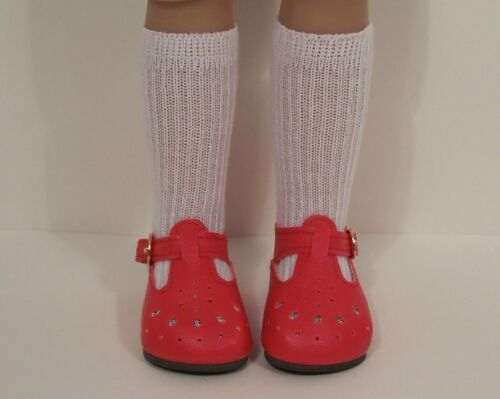 "CREAM Basic SM Doll Shoes For Sonja Hartmann 18/"" Kidz n Cats Debs"