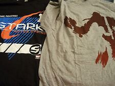 Loot crate World of Warcraft Xl & stark industries motor racing 3xl New t-shirts