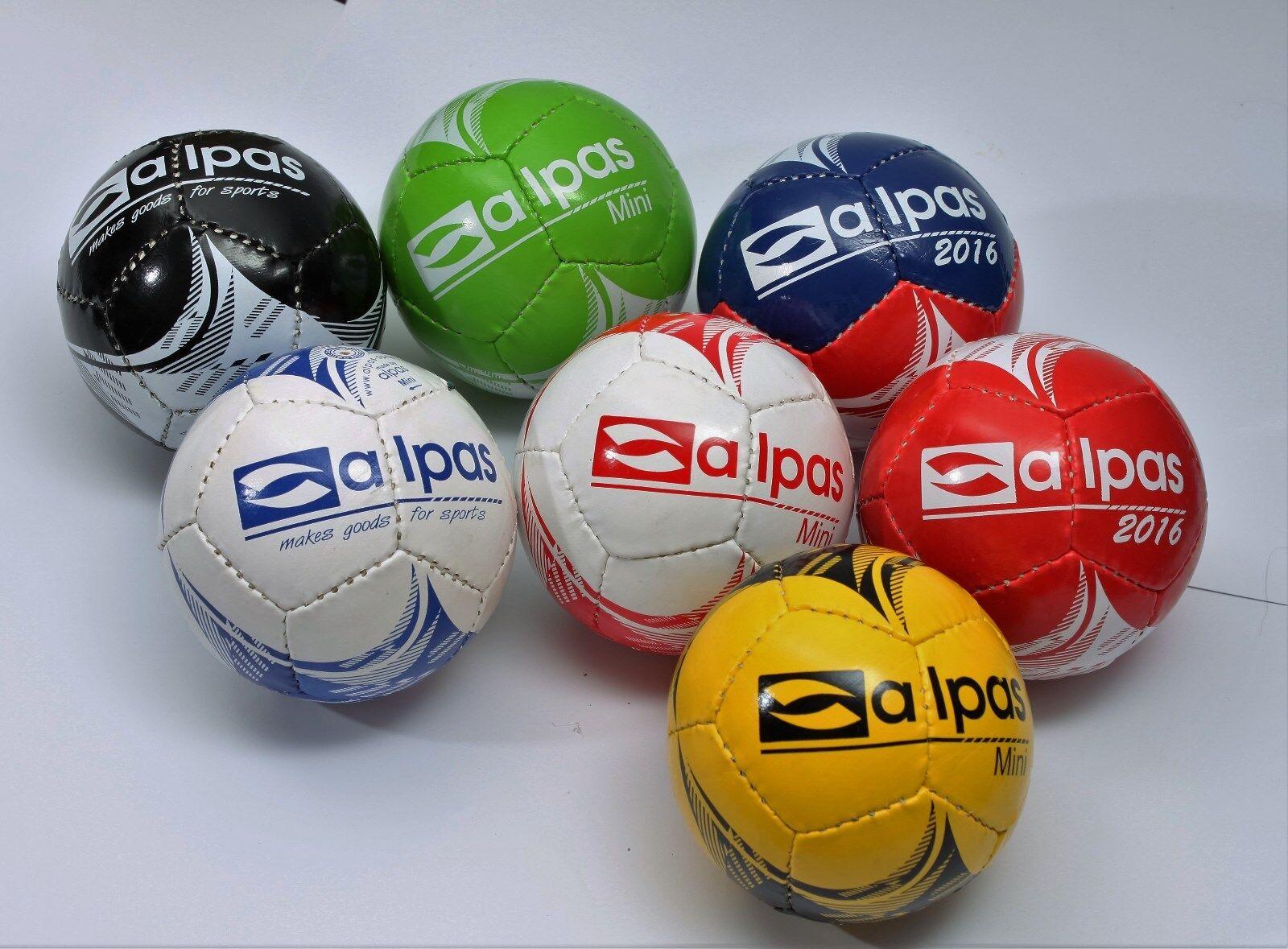 20x Alpas mini-fussbälle mini Ball Ball niños pelota WM em em em d4d0d9