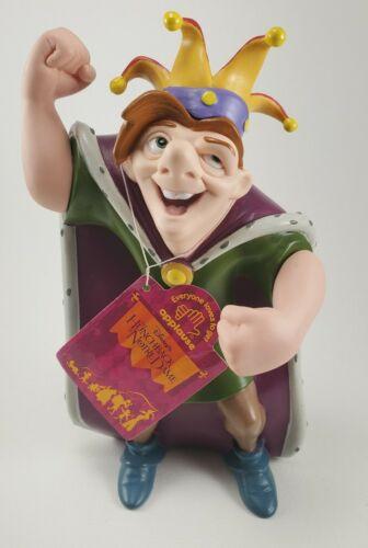 Hunchback of Notre Dame Quasimodo King of Fools 90s VTG Vinyl Doll Applause