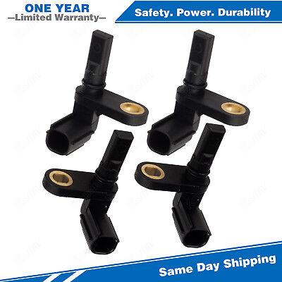 2x ABS Wheel Speed Sensor Front/&Rear for Toyota Tundra 4.0L 4.6L 4.7L 5.7L 07-17