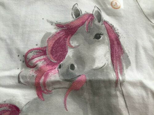 Gymboree 5 6 Sparkly Horses Mama and Foal Tee Top NWT Outlet Bright Days Ahead