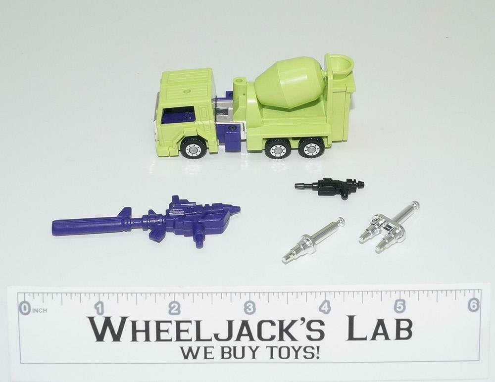 Mixmaster MINT 100% Complete 1985 1985 1985 Vintage Hasbro G1 Transformers Action Figure 0887a8