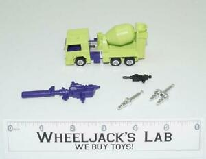 Mixmaster-MINT-100-Complete-1985-Vintage-Hasbro-G1-Transformers-Action-Figure