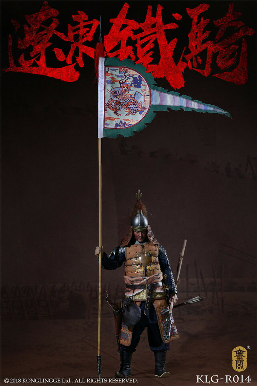 1/6 Ming Dynasty Liaodong Fighters Mongols Soldiers HOT HOT Soldiers FIGURE TOYS KLG R014 0d31c9