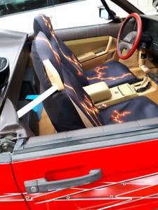 1989 Cadillac convertible