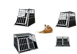 Dog Pet Puppy Aluminium Cage Transport