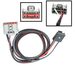 Trailer Brake Control Wiring For 19-20 Silverado Sierra 1500 2020 2500 &  3500 HD | eBay | Chevy 1500 Trailer Brake Controller Wiring |  | eBay