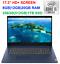 "thumbnail 1 - 2021 Lenovo 17.3"" HD+ Screen Laptop i5-1035G1 (>i7-7500U),Upto 20GB RAM& 1TB SSD"