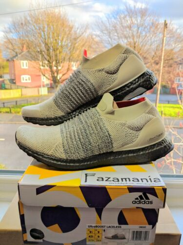 a911adcfbffd3 Cm8263 Ultra 5 11 Boost Beige Uk Brown Laceless Clear Size Adidas wSnaBHqw